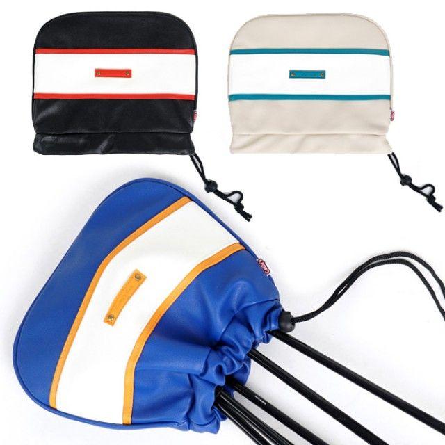 콜리스 통커버02 아이언커버 골프채 통커버 골프용품