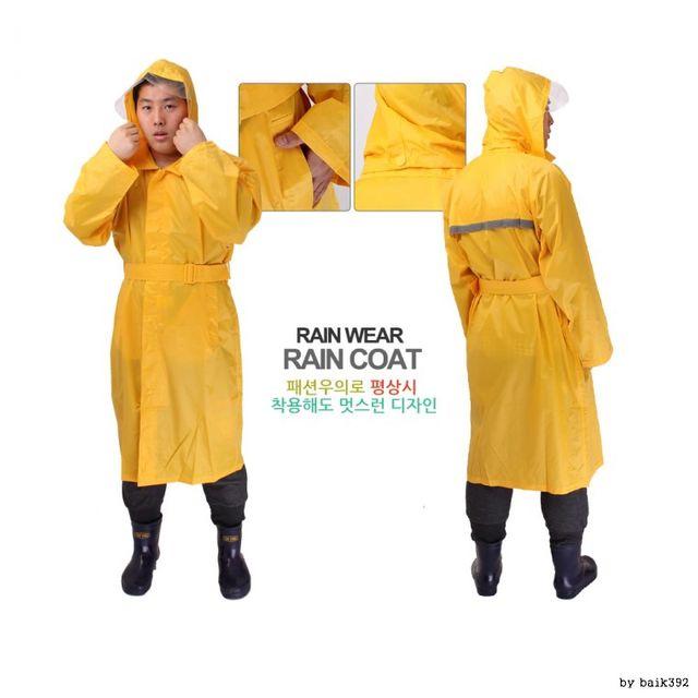레인코트 소품 우비 제비표Si 패션잡화 비옷