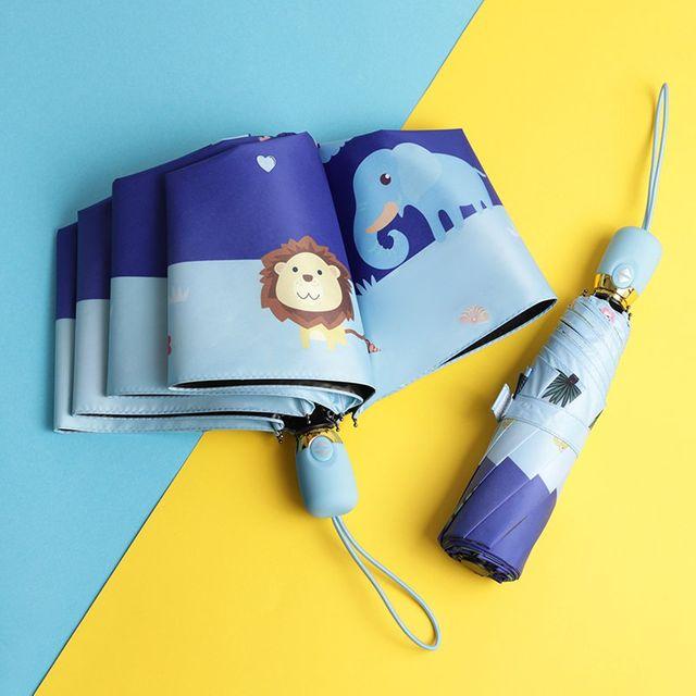 [해외] 패션소품 양산 방수 방풍 축 레인 기어 우산