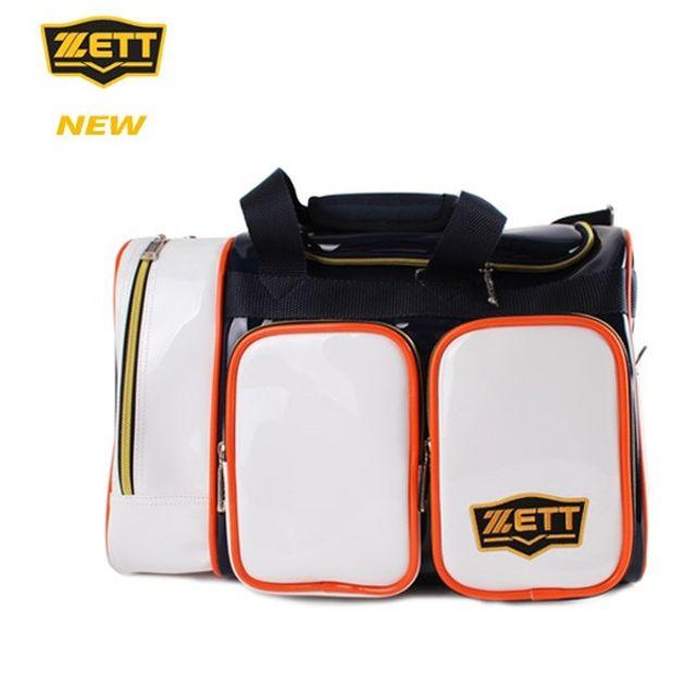ZETT 제트 야구 개인장비 가방 BAK-537J 네이비 보관