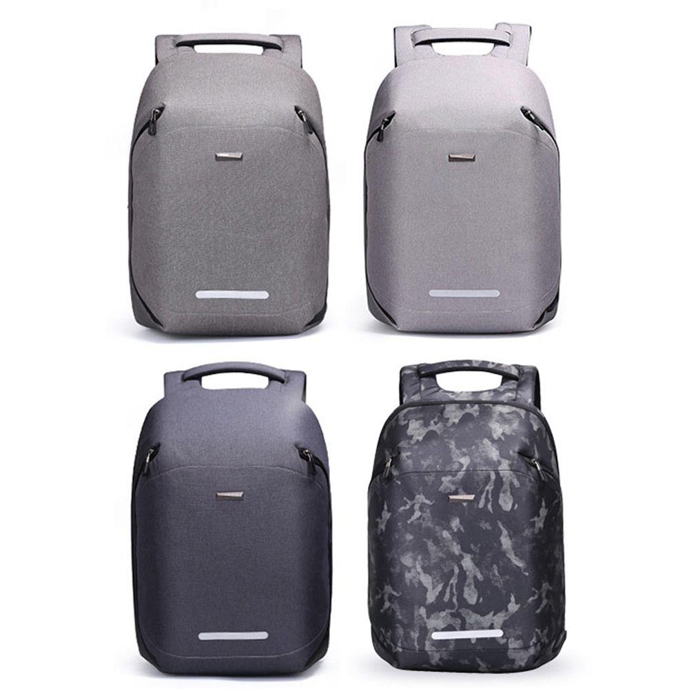 유니크한 가방 대학생 USB포트 캐주얼 노트북 백팩