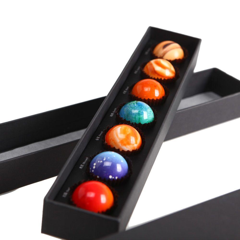 우주 초콜렛 7개 세트,수제초콜릿,사탕선물,화이트데이,발렌타인데이