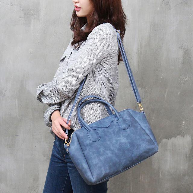 W 예쁜 토트백 독특한 무늬 데일리 여성 가방 숄더백