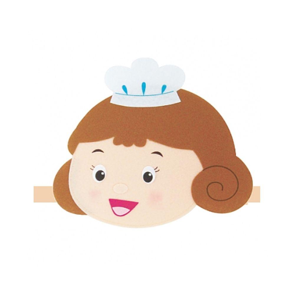 [FB0EF1] 요리사 직업 머리띠