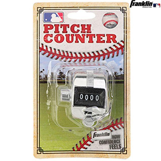 프랭클린 야구 투구갯수 측정용 숫자카운터기 계수기