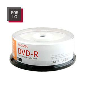 LG DVD-R 25P