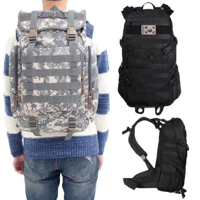 대용량 배낭 남자 밀리터리 여행 등산 백팩 전술 가방