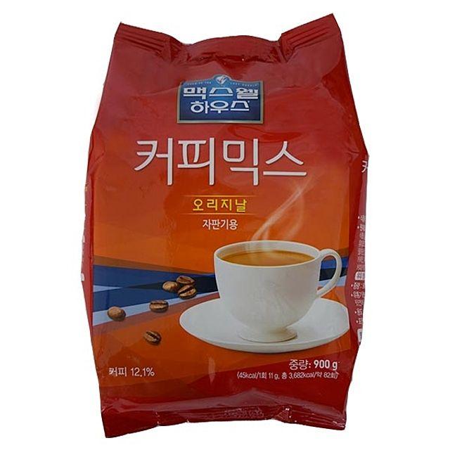 [B71404] 가공식품 커피 자판기용커피 오리지널자판기용커피 맥스웰자판기용커피
