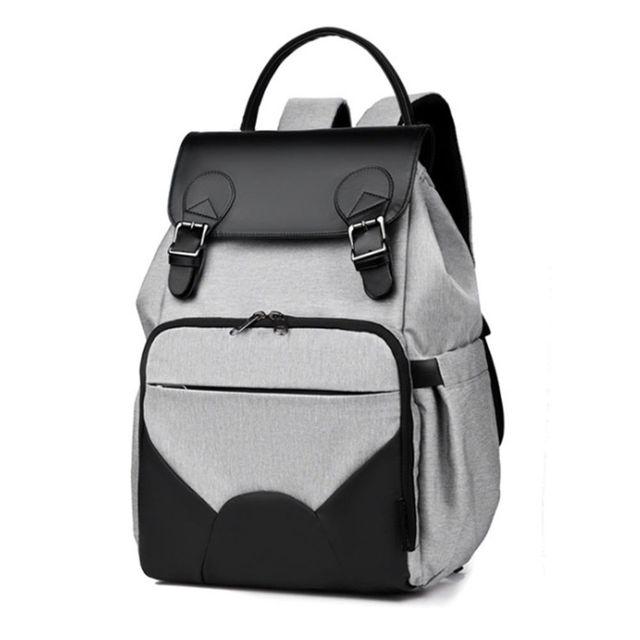 W 고급 디자인 부리 수납 유모차 고정 가저기 가방 백팩