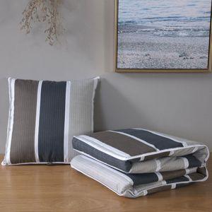 독서실 담요 사계절 패브릭 사무실 100x150cm 쿠션