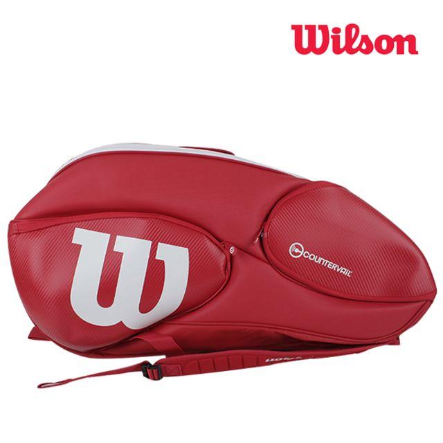 윌슨 VANCOUVER 9PACK 가방 - WRZ840709 테니스가방