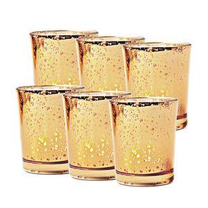 캔들 라이트 양초 랜턴 향초꽂이 6p 향초받침 트레