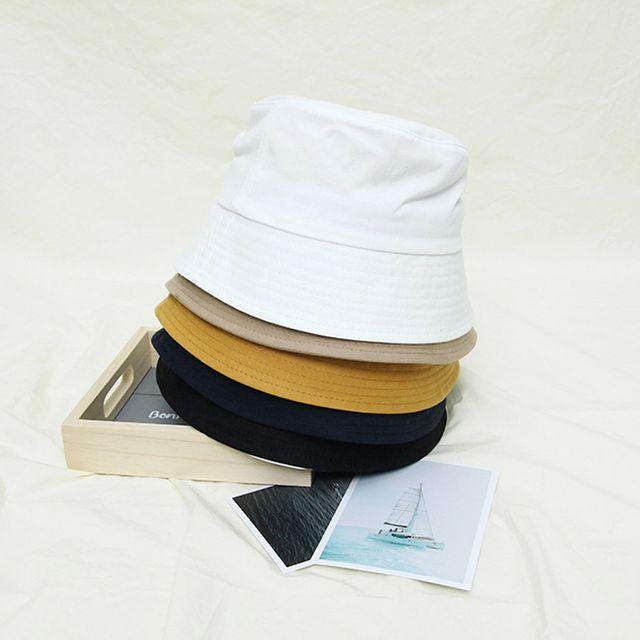 데일리룩 남녀 공용 벙거지 모자 나들이 여행 버킷햇