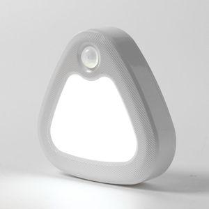 BEST 인체감지 삼각 LED 무선 센서등 무선등 붙이는조