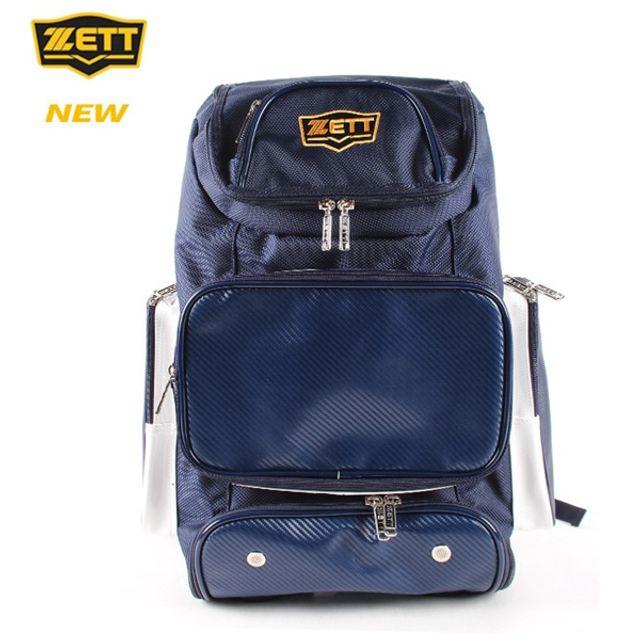 ZETT 제트 BAK-448 1 야구가방 백팩 개인장비 보관