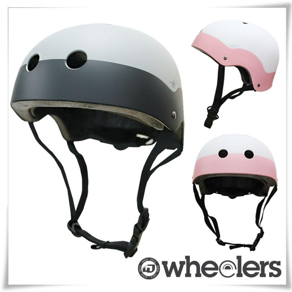 O이프플라잉 스케이트보드 헬멧 사이즈조절 블랙헬멧 휠러스스노우헬멧