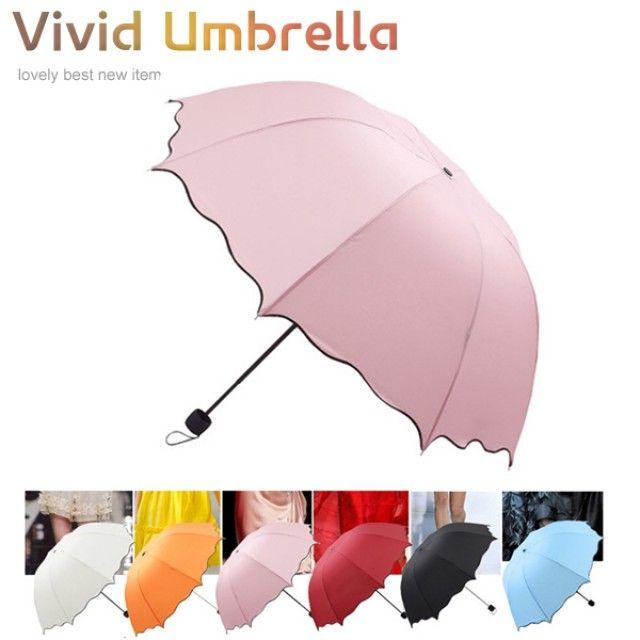 비비드 4단 우산 6종 8k