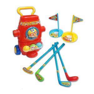 어린이 유아 실내 스포츠 놀이 뽀로로 골프놀이