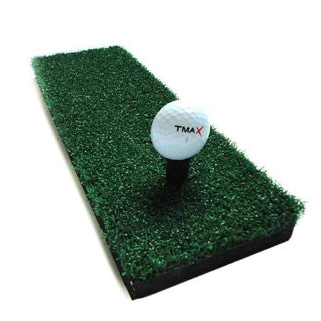 골프 스윙연습매트 어프로치존사이즈 45cm X 12cm 미니연습매트 골프연습용품 스윙매트