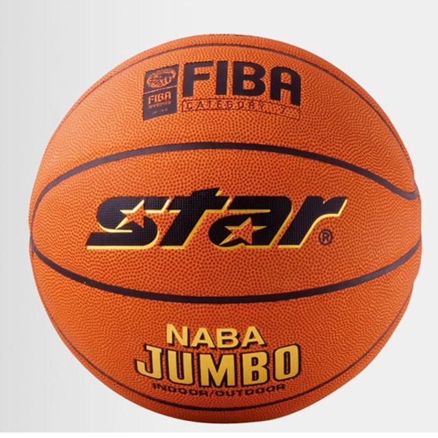 스타 농구공 나바 점보 바스켓볼 실내 실외공