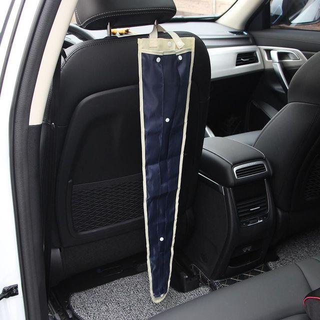 차량용 우산 보관함 접이식우산보관차량용품