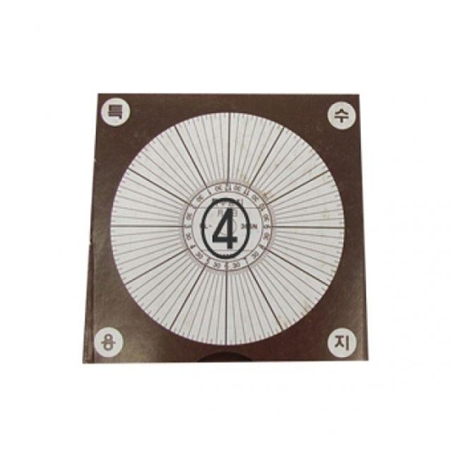 페트롤 순찰시계용지 PL-365N.1권/400매 [제작 대량 도매 로고 인쇄 레이저 마킹 각인 나염 실크 uv 포장 공장 문의는 네이뽕]