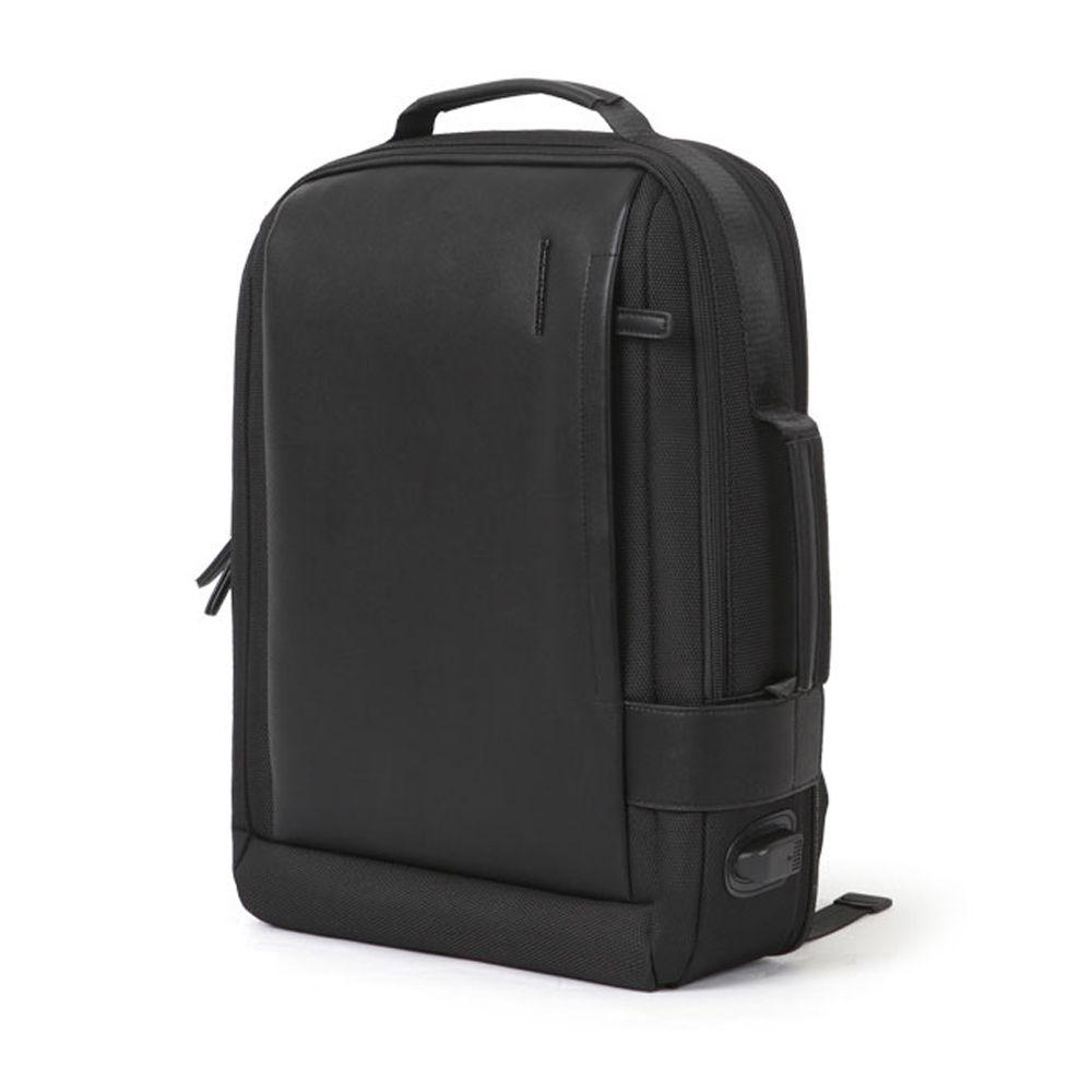 USB 충전 남성 노트북 백팩 학교 여성 학생 검정 가방