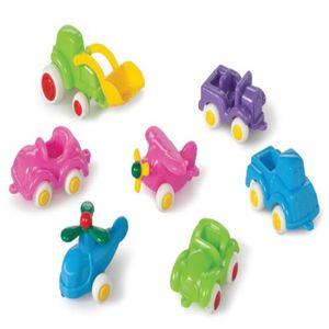 유아 아기 미니 탈것 모형 장난감 놀이 7종 선물 세트