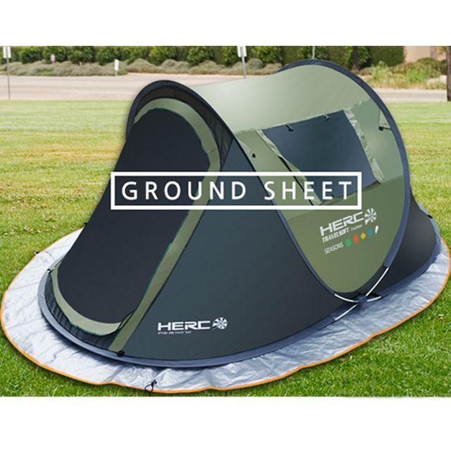 캠핑매트 텐트바닥 매트 5-6인용 280 x210cm