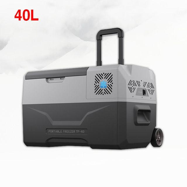 원격제어 전기아이스박스 차량용 이동식 미니냉장고