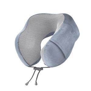 TCb 목이 편한 말랑 여행용 기내용 메모리폼 목베개