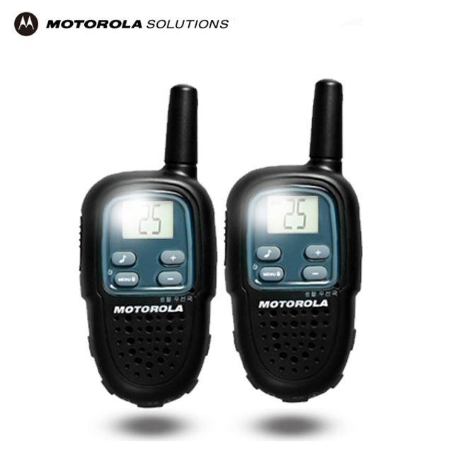 모토로라 생활무전기 FV-306 풀세트 2개1세트