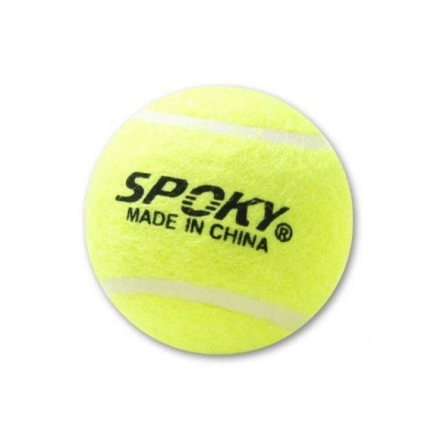 스포키 테니스공 [제작 대량 도매 로고 인쇄 레이저 마킹 각인 나염 실크 uv 포장 공장 문의는 네이뽕]