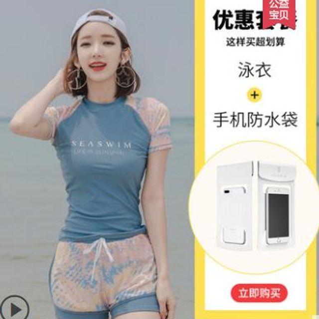 [해외] 비키니 여성수영복 트레이닝수영복9