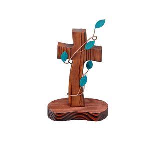 녹색넝쿨 탁상 십자가