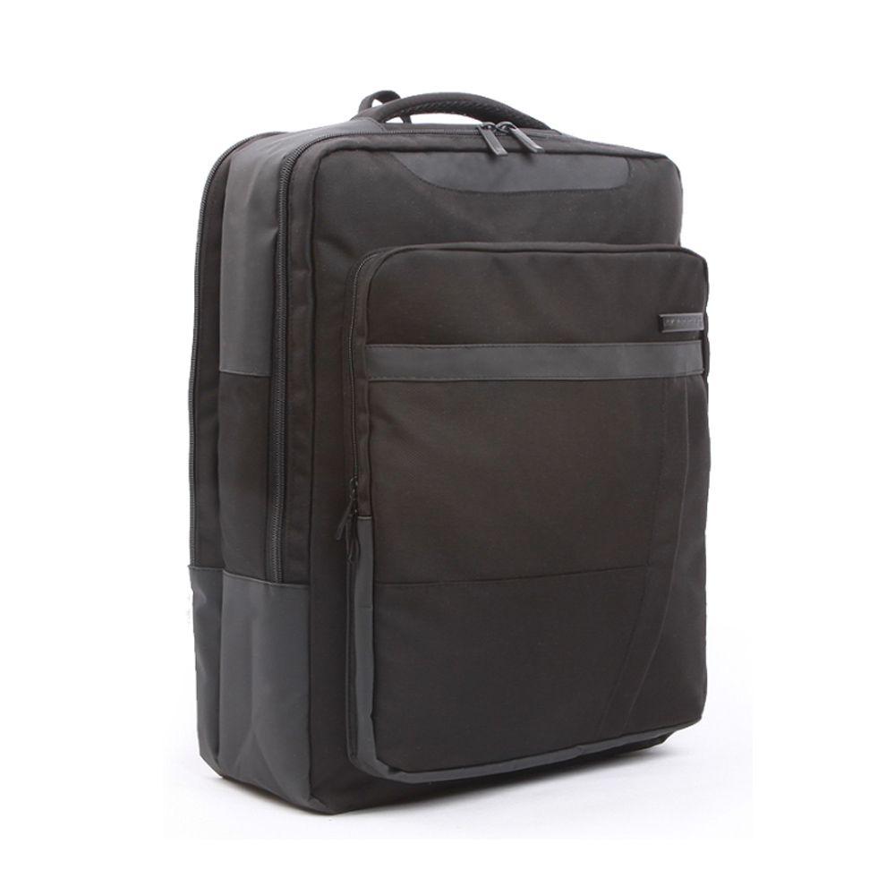 캐주얼 백팩 남녀공용 검정 가방 커플 학생 책가방