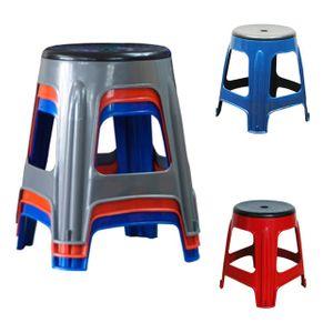편의점 간이 야외 플라스틱 의자 파라솔 행사용 4개