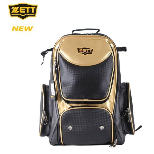 ZETT 제트 BAK-438 2 야구가방 백팩 개인장비 보관