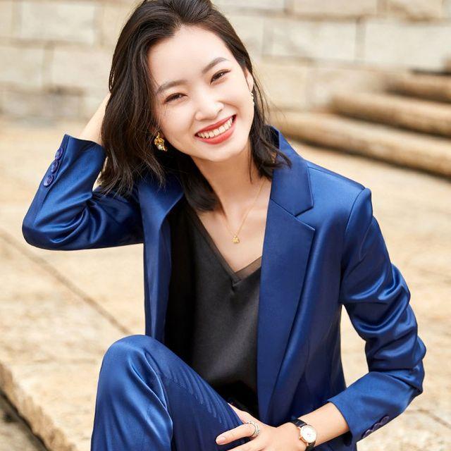 [해외] 여성 패션 재킷 자켓 정장세트질 전문 마모 정장