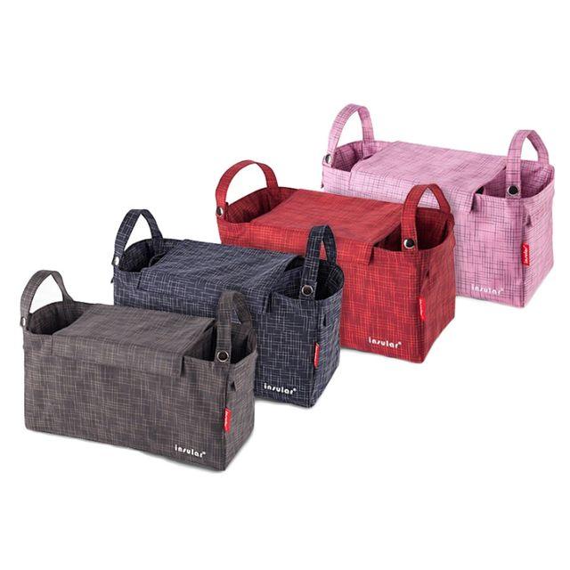 유모차 걸이 가방 기저귀 정리 다용도 파우치 수납함