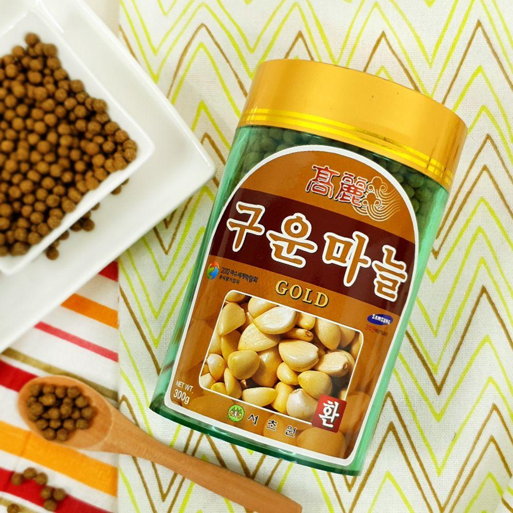 (6102)(B) 고려 구운마늘환 골드,구운마늘,구운마늘환,건강환,마늘환,마늘