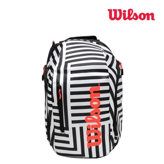 윌슨 슈퍼 투어백팩 볼드 에디션 - 테니스가방 백팩