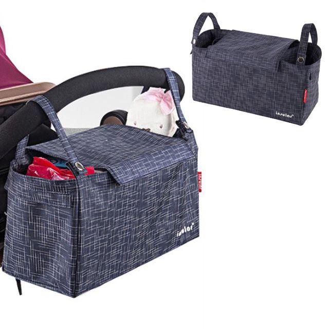 기저귀 가방 유모차 걸이 파우치 가방 이너백 네이비