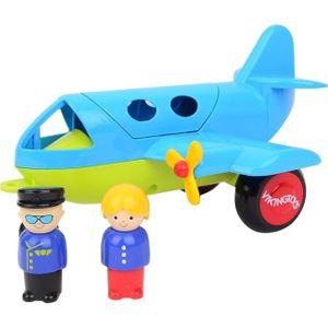 점보 비행기 장난감 어린이 비행기 모형 펀컬러 30cm