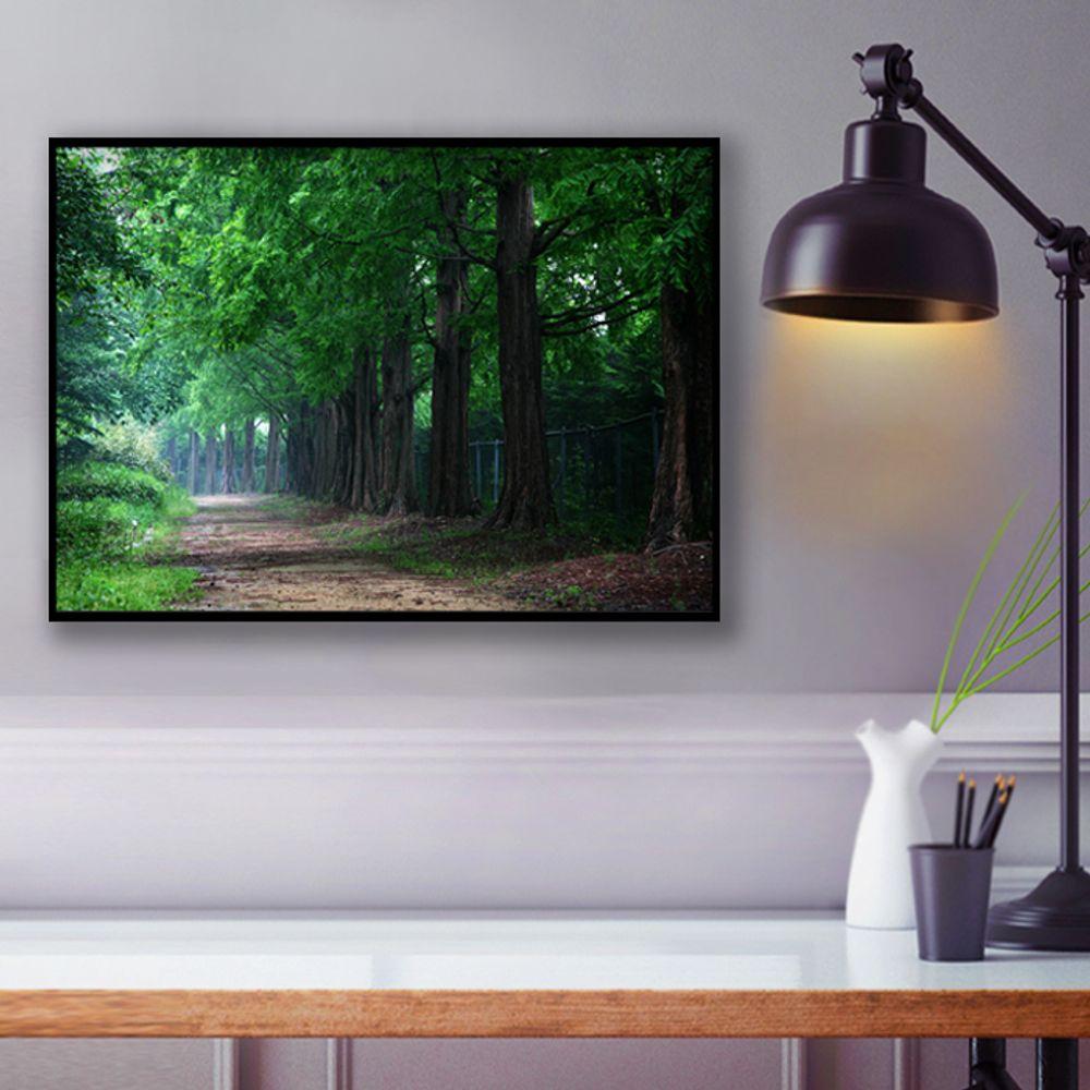 사진 인테리어 액자  자연 풍경 작품사진  A3블랙AL2