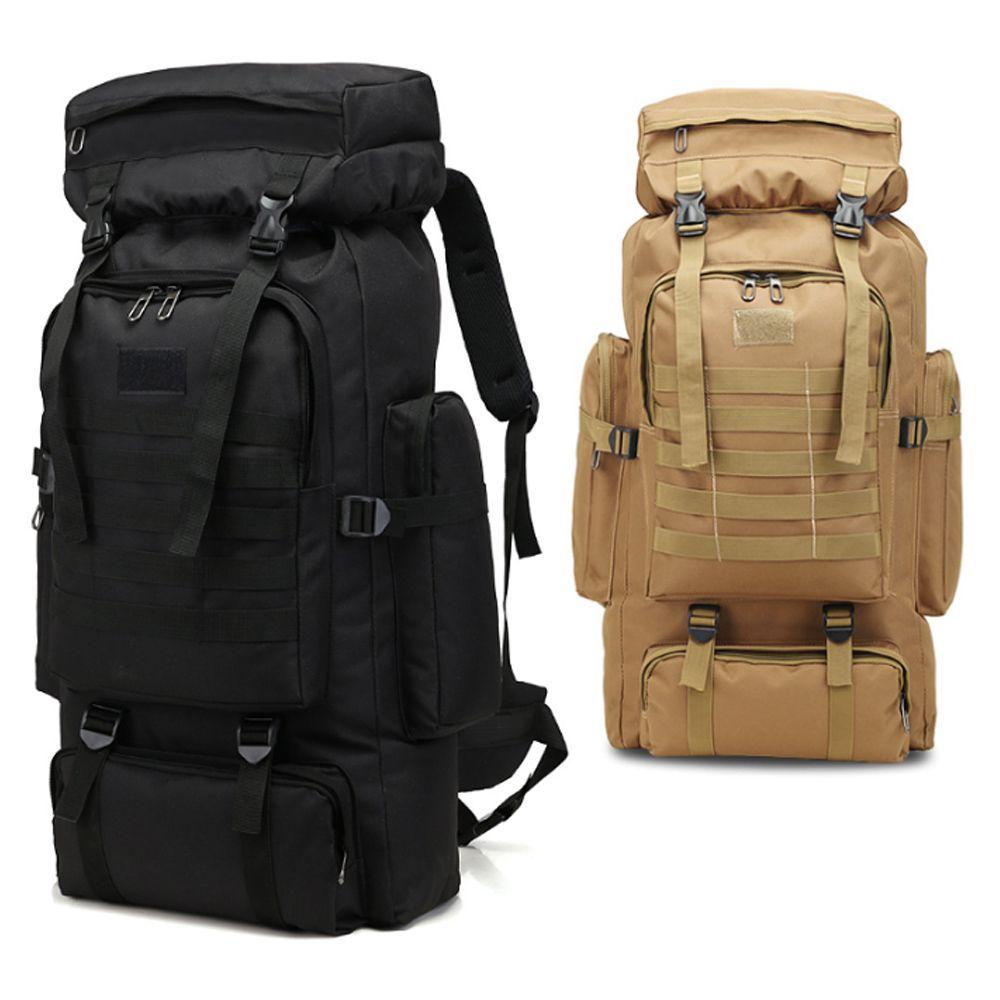 등산용배낭 남성 여행 대용량 대형 백팩 밀리터리 등산 큰 가방 등산베낭