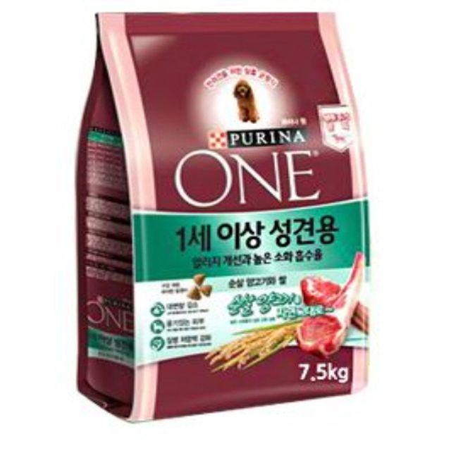 퓨리나 원 성견용 7.5kg(양고기)