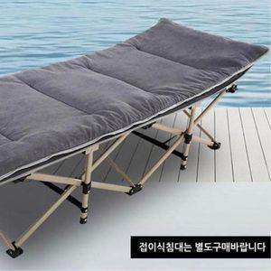 접이식침대 전용 매트리스 침대별도구매 간이침대