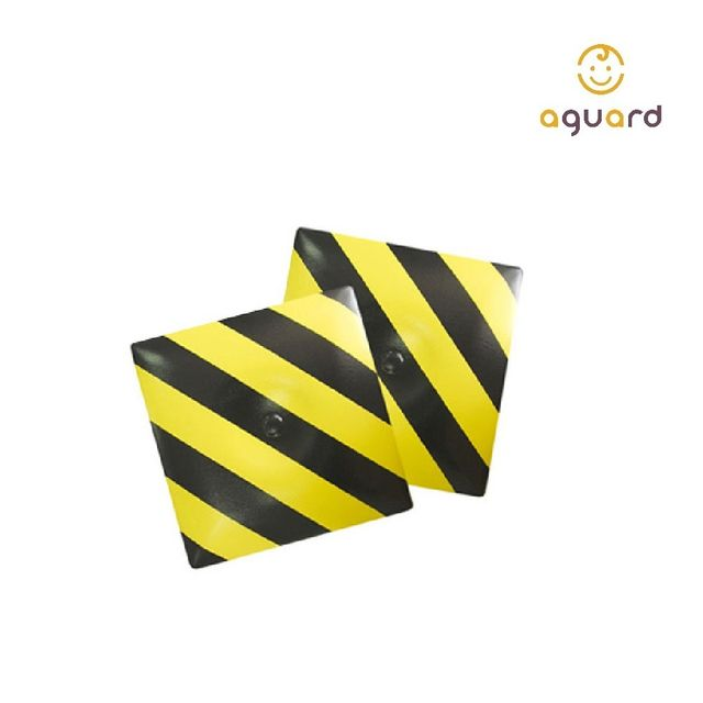 (아가드) 안전무늬벽매트(사각1입)