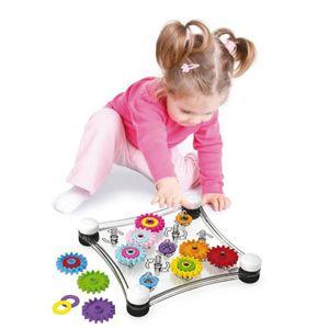 아이 어린이 장난감 감각 발달 완구 기어 학습 놀이